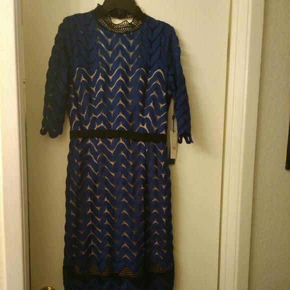 jax black label Dresses & Skirts - Blue dress size 6